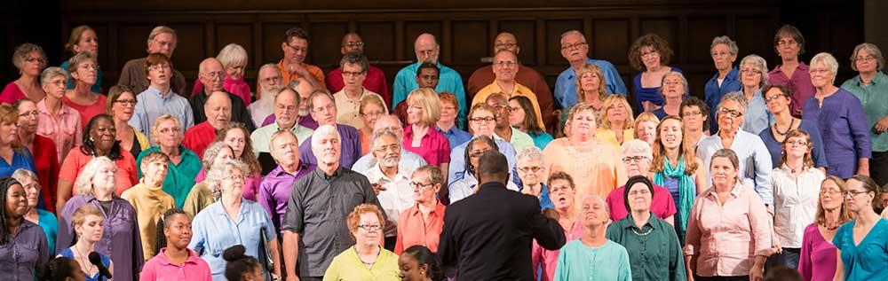World House Choir 2014 Concert